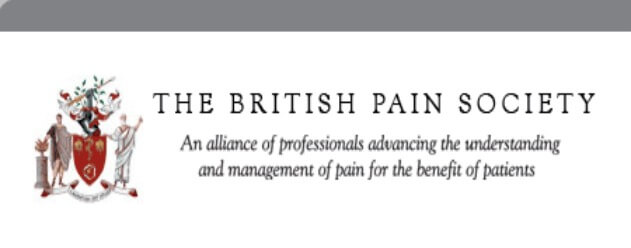 Richard Lowes invited to speak at British Pain Society Conference