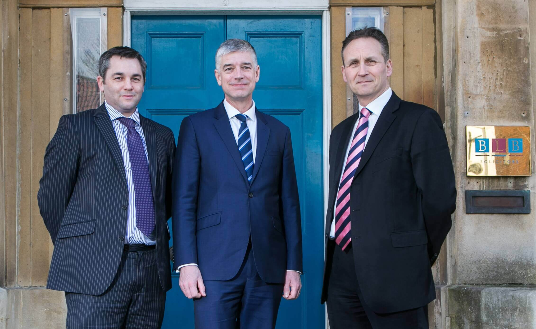 BLB Solicitors appoint 3 new Partners