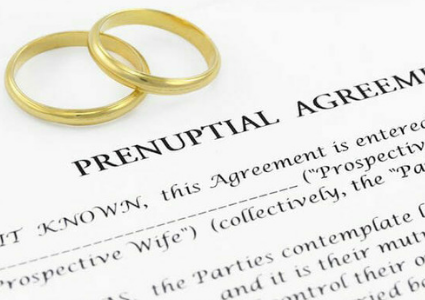 Pre-nutial agreements