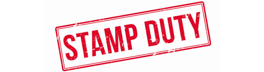 Stamp Duty stamped on paper