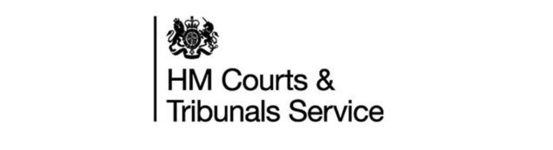 HM Courts & Tribunals Service logo