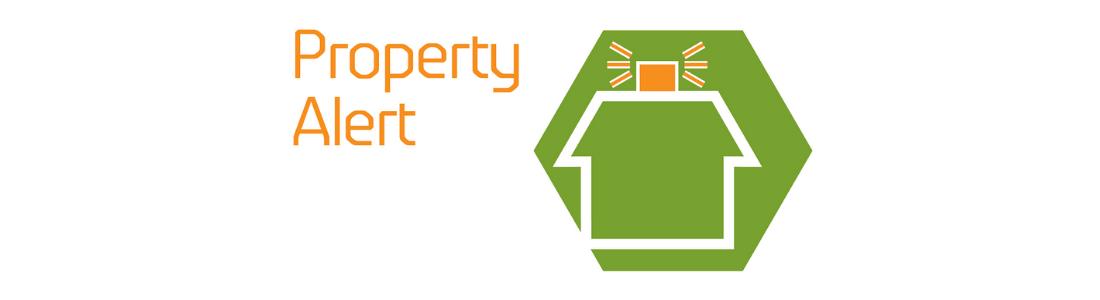 HM Land Registry Property Alert Logo