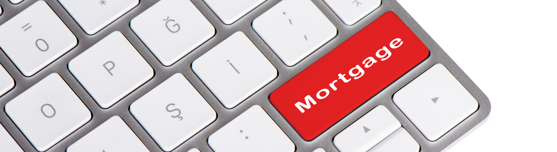 Mortgage button on keyboard