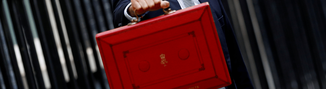 Chancellor's Red Budget Case