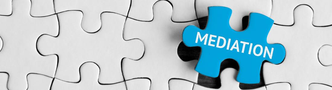Mediation jigsaw piece